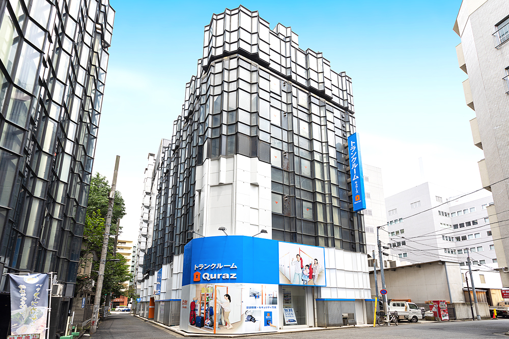 キュラーズ東新宿店 外観